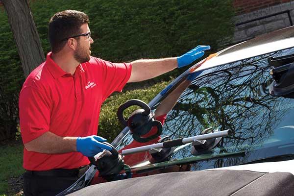 تعمیر شیشه اتومبیل